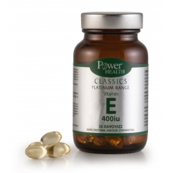 Power Health Classics Platinum - Vitamin E 400iu 30s CAPS