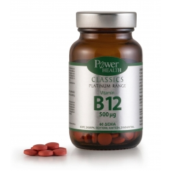 Power Health Classics Platinum - Vitamin B12 60s TABS