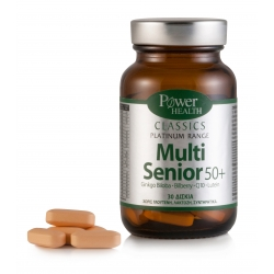 Power Health Classics Platinum - Multi Senior 50+, 30s TABS