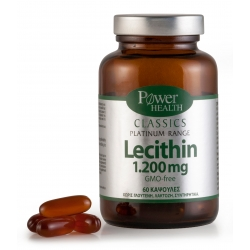 Power Health Classics Platinum - Lecithin1.200mg 60s CAPS