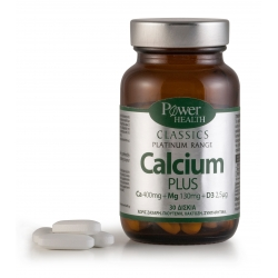 Power Health Classics Platinum - Calcium plus 30s TABS