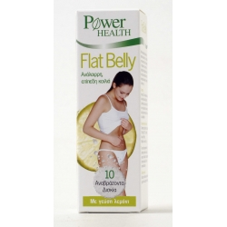 Power Health Flat Belly, 10's
