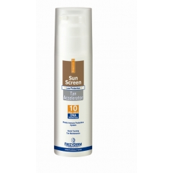 Frezyderm SUN SCREEN TAN ACCELERATOR  SPF 10 150ML
