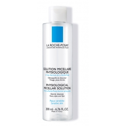 La Roche-Posay  SOLUTION MICELLAIRE PHYSIOLOGIQUE