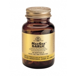 Solgar Max Gar ™ Garlic softgels