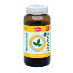 Lanes LECITHIN 1200mg - 100 κάψουλες