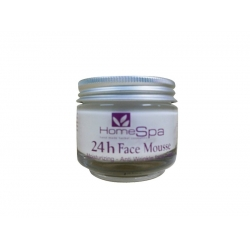 Home Spa  FACE MOUSSE FIG & APPLE