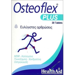 Health Aid OSTEOFLEX PLUS P.R. NEW