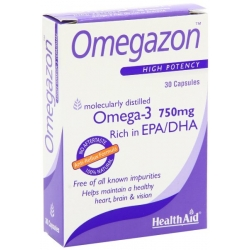Health Aid OMEGAZON blister