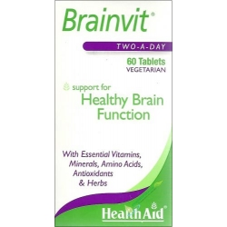Health Aid BRAINVIT – Μνήμη