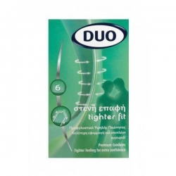 Duo tighter fit