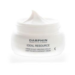 Darphin Ideal Resource Anti-Ageing & Radiance Light Re-Birth Overnight Cream Κρέμα Νύχτας 50ml