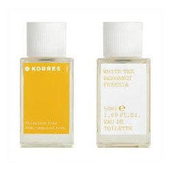 Korres White tea/Bergamot/Freesia